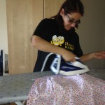 Clothes Ironing 04