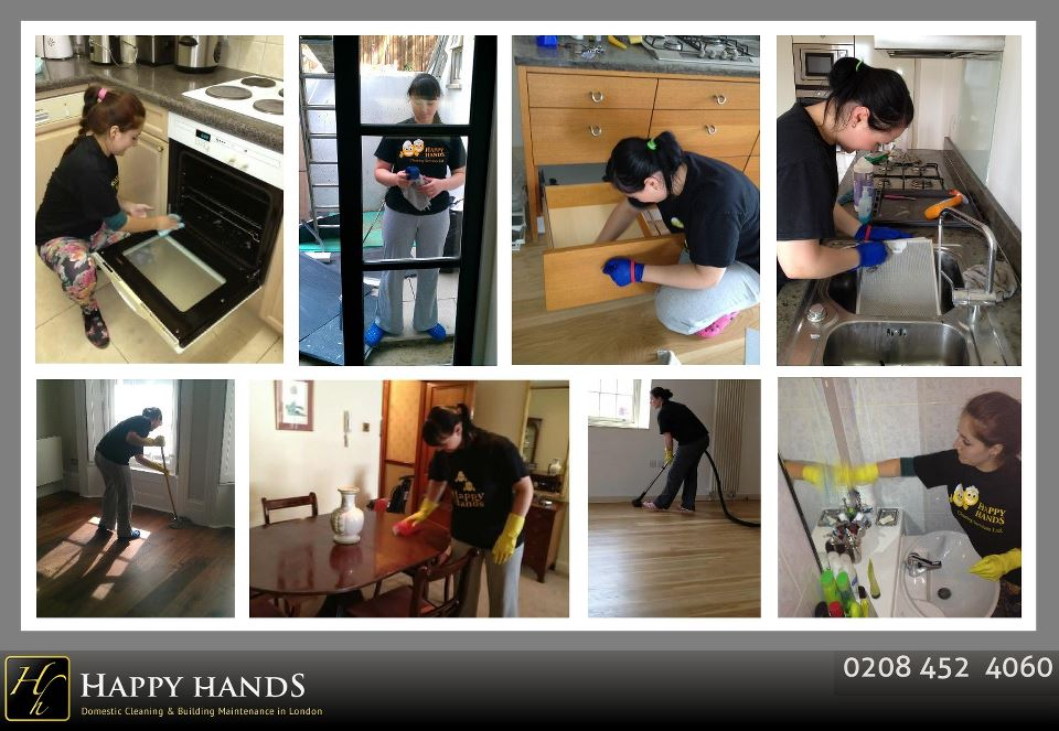 Happy Hands Cleaners