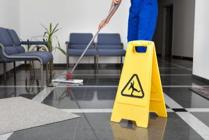 Property management cleaning services, London