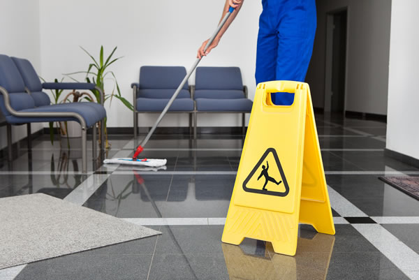 property management cleaning services