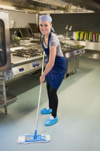 Restaurant cleaning services, London